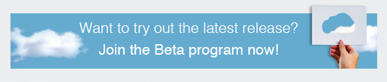 Join the beta now